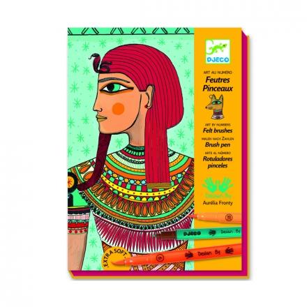 Набор для творчества Djeco Египетское искусство