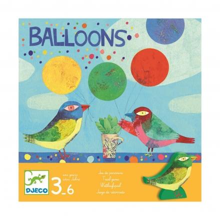 Настольная игра Djeco Воздушные шары