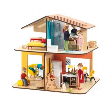 Современный дом Djeco
