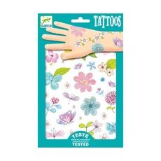 Татуировки Djeco Цветы