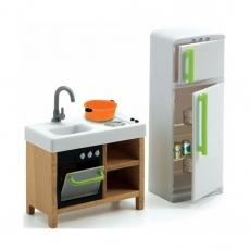 Мебель для кукольного дома Djeco Кухня