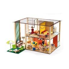 Дом-кубик Djeco для кукол