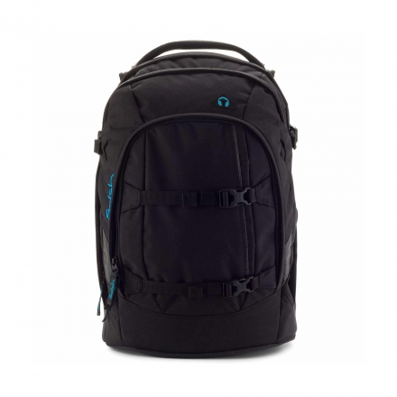 Рюкзак Satch Pack Black Bounce