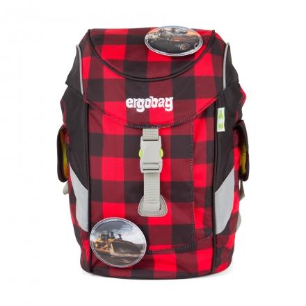 Рюкзак Ergobag Mini LumBearjack