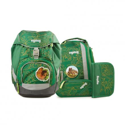 Рюкзак с наполнением Ergobag Basic Bearasaurus