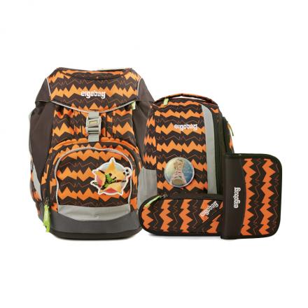 Рюкзак с наполнением Ergobag Basic Beareferee