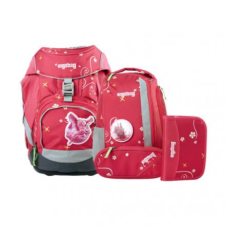 Рюкзак с наполнением Ergobag Basic Princess