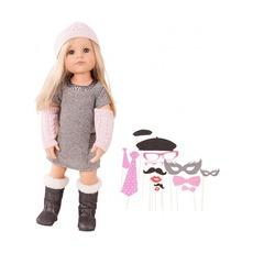 Кукла Ханна на вечеринке