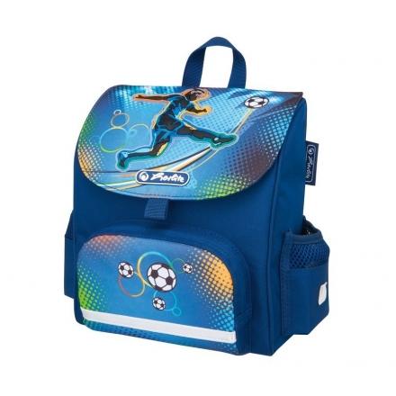 Ранец дошкольный Herlitz Mini Softbag Soccer