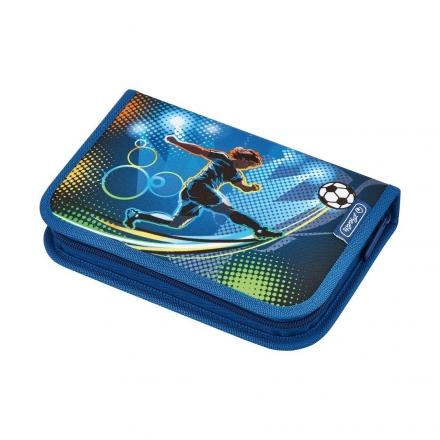 Пенал Herlitz Soccer, 31 предмет