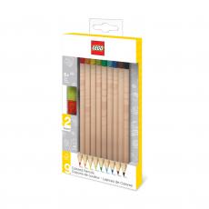 Набор цветных карандашей Lego, 9 шт.