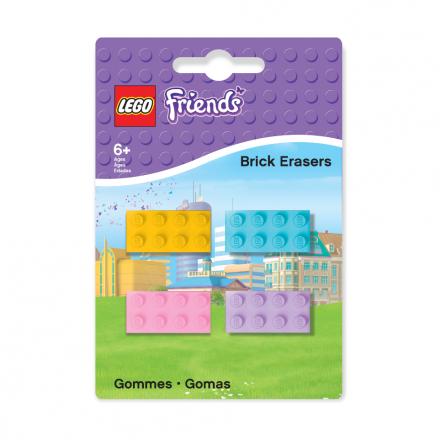 Набор ластиков Lego Friends