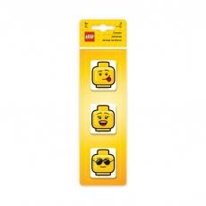 Набор ластиков Lego Iconic, 3 шт.