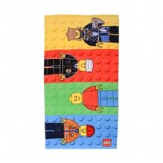 Полотенце Lego Classic Minifigures