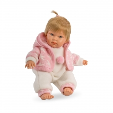 Кукла Llorens Кука в розовом, 30 см