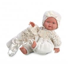 Кукла Llorens Бэбита c одеялом, 26 см