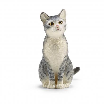 Фигурка Schleich Кошка сидит