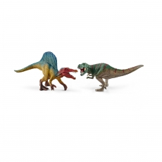 Набор Schleich Спинозавр и ти-рекс, малые