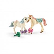 Набор Schleich Лошади с украшениями