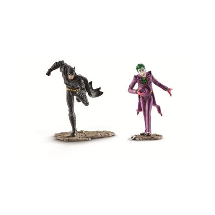 Набор Schleich Бэтмен и Джокер