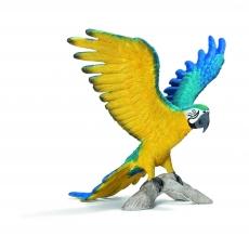 Фигурка Schleich Сине-жёлтый ара