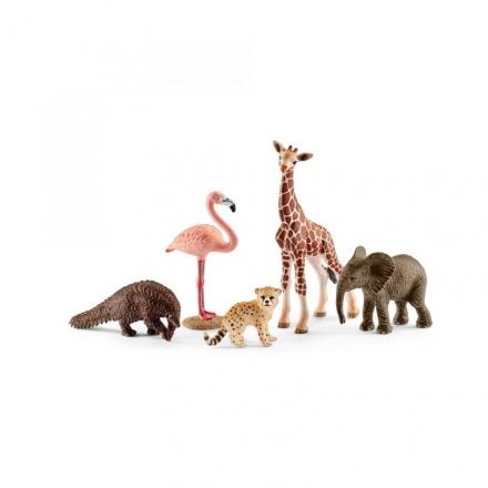 Набор Schleich Животные дикой природы