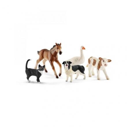 Набор Schleich Животные с фермы