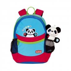 Рюкзак Scouty Панда С мягкой игрушкой